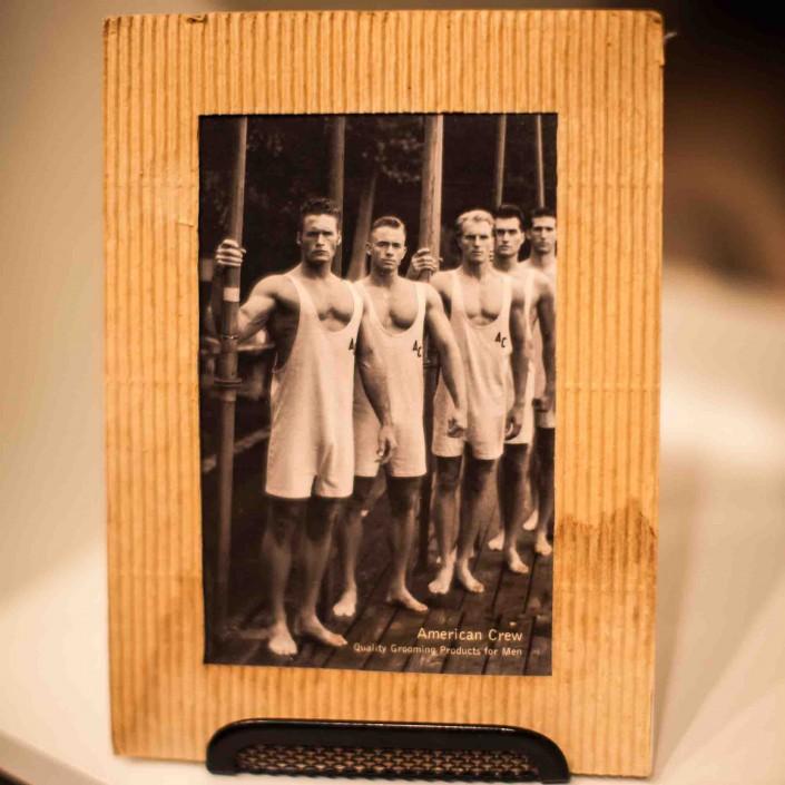 Vincents Den For Mens Haircut Mens Hair Stylist Kingsway Etobicoke American Crew Photo